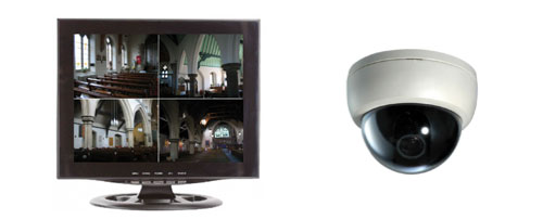 Church CCTV systems