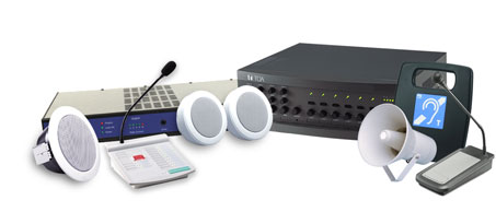 Commerical Public Address Systems