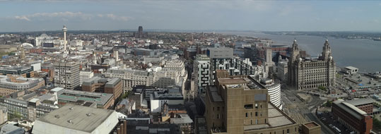 Panoramic 34 Restaurant Liverpool Background Music Amp Bose