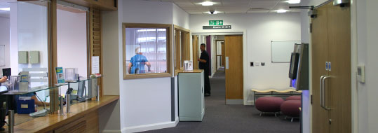 Staffordshire Health Centres