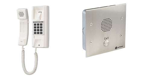 Audio Intercom Systems For Commercial Applications