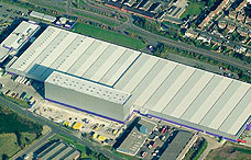 TV Shopping Channel Distribution Centre Merseyside