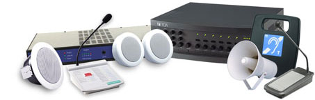 PAS Public Address Systems